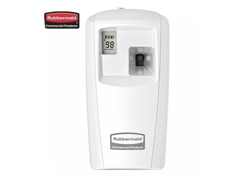 Rubbermaid Microburst 3000 LCD Dispenser1793532 White