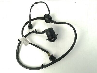 Audi A6 4G Wiring Cable With Socket For Trailer Towbar Operation 4G0971541A