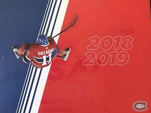 Billets de hockey Canadiens de Montréal