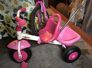 TRICYCLE POUR ENFANT KIDDI-O KETTLER COMME NEUF