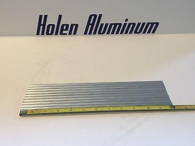 10 Pieces 516 X 12 Aluminum Round Rod Solid 6061-t6
