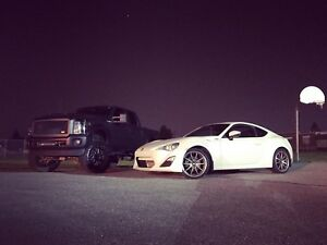 2014 Scion FRS Finance Takeover