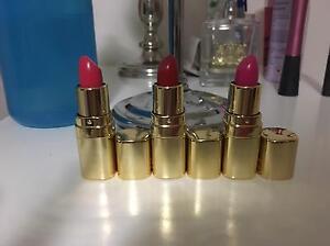 3 x LUXURY lipsticks Bellbowrie Brisbane North West Preview
