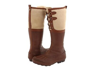 UGG AUSTRALIA WOMENS BELCLOUD,COLOR- BROWN, SIZE:US-5/UK-3,5/EU-36. for sale  Shipping to United States