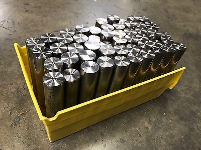Titanium Round Bar 6al4v 1.125 X 6