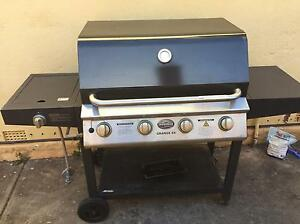 Jackaroo 4 Burner BBQ with wok burnerw Prospect Prospect Area Preview