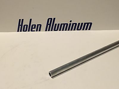 1 Od X .250 Wall X 18 Length Aluminum Tube Round