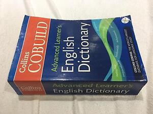 Collins Cobuild Advanced Learner's English Dictionary Woolloongabba Brisbane South West Preview