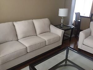 Modern Lazy Boy Sofa and 2 Chairs - never used West Island Greater Montréal image 2