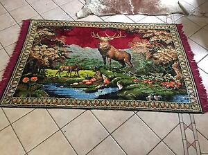 Antique rug wall Persian silk Canterbury Canterbury Area Preview