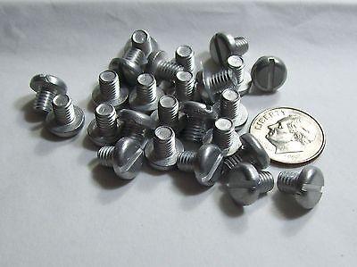 10-32 X 14 Pan Head Machine Screw ----- Aluminum ------ Lot Of 50