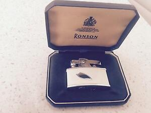 VINTAGE RONSON LIGHTER Brighton Holdfast Bay Preview