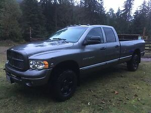 2005 Dodge ram 3500 6sp manual long box