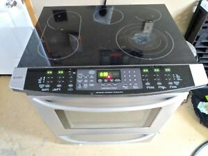 Stainless Convection Self-clean Oven Kenmore Elite