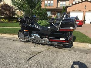 NEW PRICE! $5,500.00 Gold Wing 1994