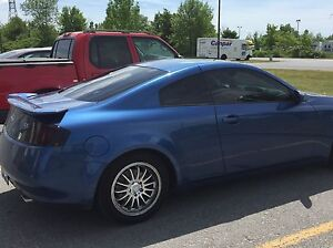 2005 Infiniti G35 Kingston Kingston Area image 1