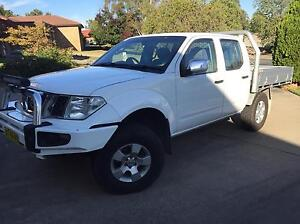 2007 Navara stx d40 Muswellbrook Muswellbrook Area Preview