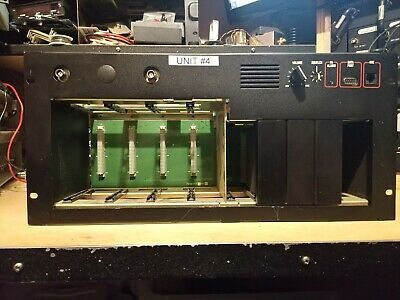 Ge Mastr Iii 3 Tr Shelf Module Chassis Only With No Cards 4