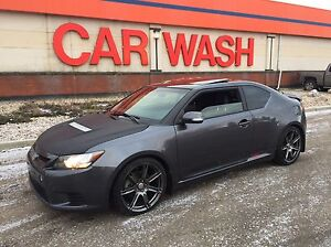 2011 Scion TC 122,000kms, Remote Starter, Leather $6,900 OBO