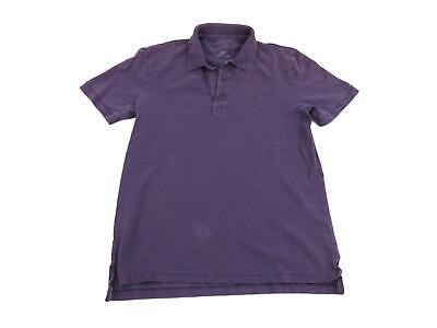 Lacoste Men's Earnest Sewn Polo Shirt Size 2 Medium Purple Distressed Devanlay
