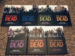 The Walking Dead Hardcover Graphic Novels