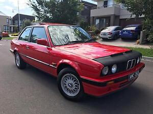 Bmw e30 coupe unmarked Coburg North Moreland Area Preview