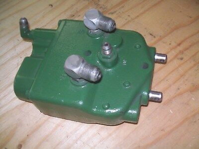 Oliver 1755185519552255 Farm Tractor Master Brake Cylinder Very Nice