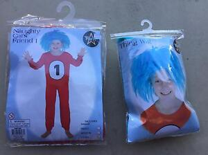 Collection of Kids Costumes (boy & girl) Meadow Springs Mandurah Area Preview