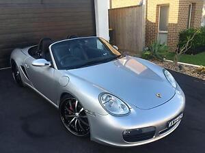 Porsche Boxster S Cecil Hills Liverpool Area Preview