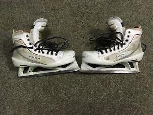 Bauer Goalie skates