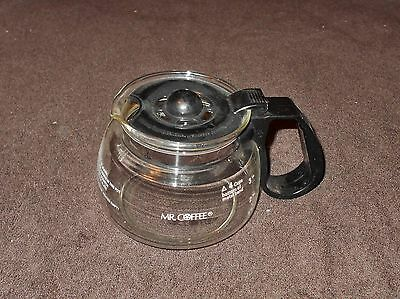 MR COFFEE REPLACEMENT  4  CUP DECANTER  CARAFE or POT