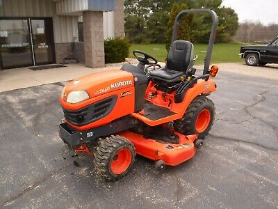 2009 Kubota Bx2660 Tractor With Only 450 Hours