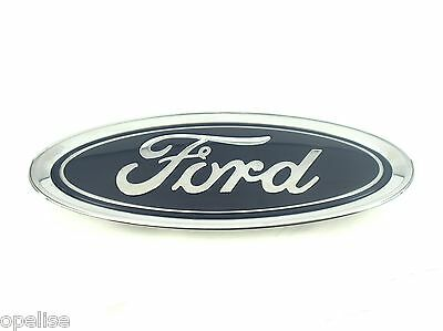 Genuine New FORD FRONT BADGE Grille Emblem For All Fiesta Mk7 Models from 2013