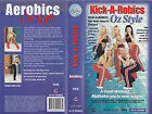 Aerobics VHS Tapes