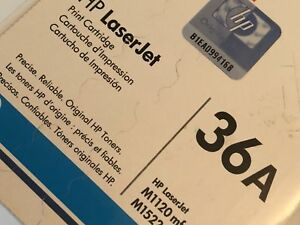 HP laser jet printer cartridge