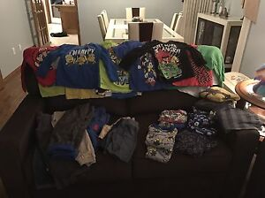 Boys clothing lot size 3-6