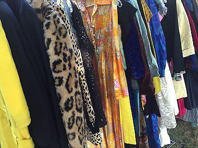 Vintage Clothing Lot Wholesale Men's & Women's  Full Business Investment
