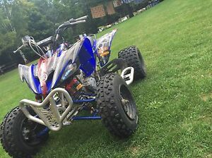 Yamaha raptor 250 Peterborough Peterborough Area image 1