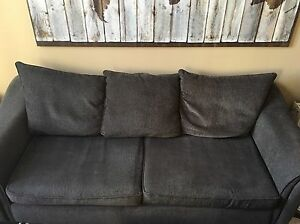 Grey couch, excellent condition