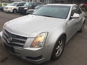 2008 Cadillac CTS4 E-test and Certified warranty