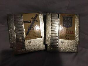 Nintendo nes Zelda games
