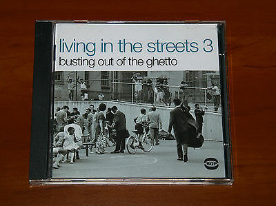 LIVING IN THE STREETS 3 Wah Jazz CD Funk Soul Disco Larry Levan 70s DJ Set RARE - Disco In The 70s