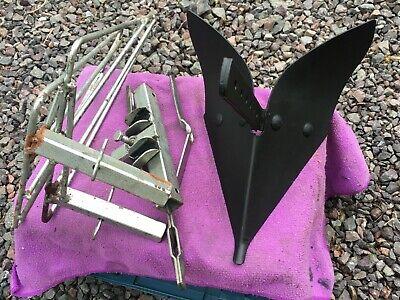 Mantis Tiller Parts - Plough