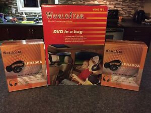 Travel DVD in a bag. Cambridge Kitchener Area image 2