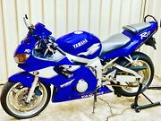 Yamaha R6 East Corrimal Wollongong Area Preview