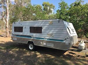 1999 Gazal Infinity Off Road Caravan Biloela Banana Area Preview