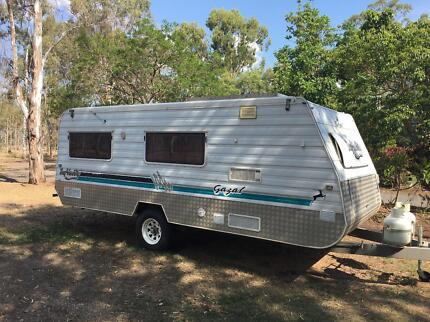 Perfect Caravan Semi Off Road 18ft  Caravans  Gumtree Australia Margaret