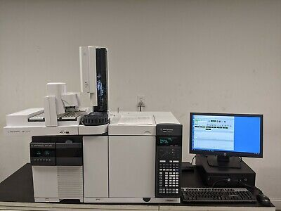 Agilent 7890b 5977a With Eici Gc-ms With 7693 Autosampler Low Runs