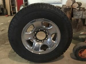 Winter Truck Tires - 265/70 - R17