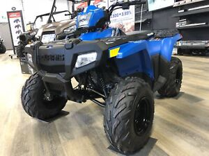 2019 Polaris Industries Sportsman® 110 EFI - Velocity Blue